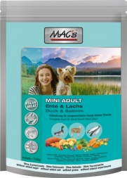 MACs Dog Adult Mini Ente & Lachs 750 g