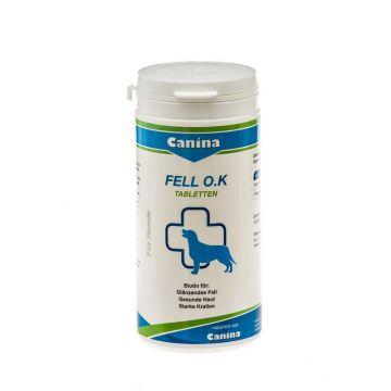 Canina Pharma Fell O.K. Tabletten