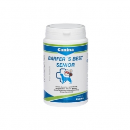 Canina Pharma Barfers Best Senior 180 g