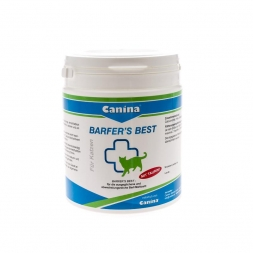 Canina Pharma Barfers Best for Cats 500g