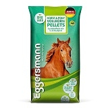 Eggersmann Horse & Pony Vollkorn Pellets 10mm 25kg