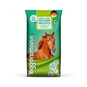 Eggersmann Horse & Pony Vollkorn Pellets   5mm 25kg