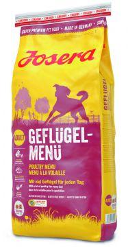 Josera Exklusiv Geflügel-Menü 15 kg
