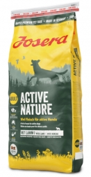 Josera Exklusiv Active Nature 15kg