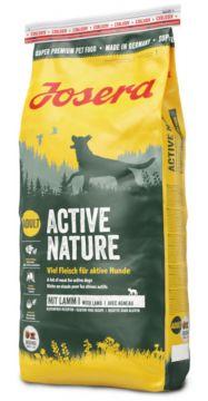 Josera Exklusiv Active Nature 15kg