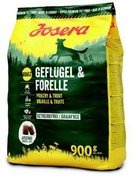 Josera Exklusiv Geflügel & Forelle 4,5kg