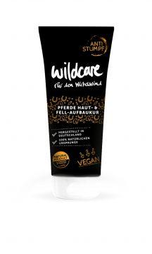 Wildcare Pferd Haut- & Fell-Aufbaukur ANTI STUMPF 200 ml