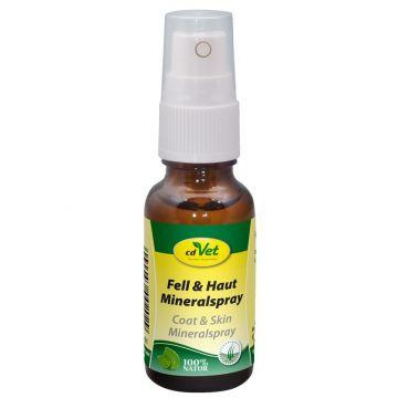 cdVet Fell & Haut Mineralspray 20 ml