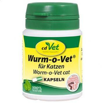 cdVet Wurm-oVet Cat Kapseln 24 Stck.
