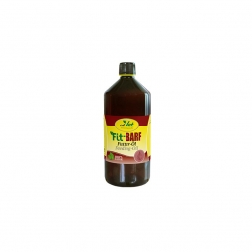cdVet Fit-BARF Futter-Öl 1 Liter