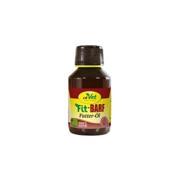 cdVet Fit-BARF Futter-Öl 100 ml