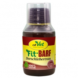 cdVet Fit-BARF Dorschlebertran 100 ml
