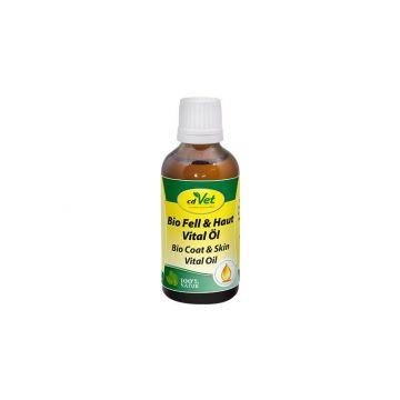 cdVet Bio Fell & Haut Vital Öl 50 ml