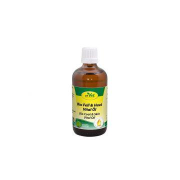 cdVet Bio Fell & Haut Vital Öl 100 ml