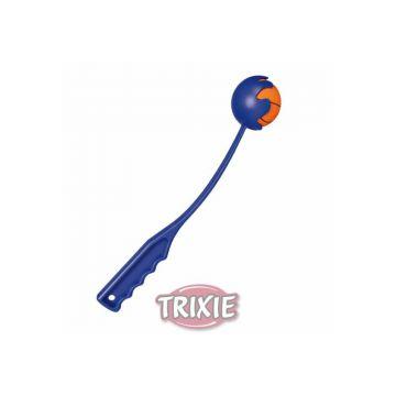 Trixie Ballschleuder mit Ball 30 cm  6 cm