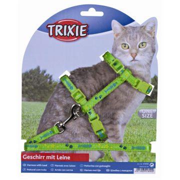 Trixie Katzengarnitur, Motivband, Nylon