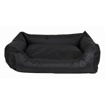 Trixie Bett Drago 90 × 80 cm, schwarz