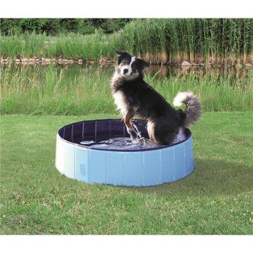 Trixie Hundepool hellblau / blau ø 120 × 30 cm