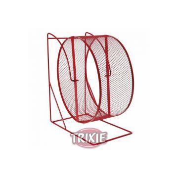 Trixie Laufrad, Metall, engmaschige Lauffläche  28 cm