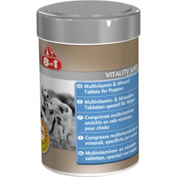 8in1 Multi Vitamin Tabletten - Welpen