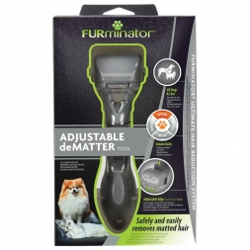 Furminator Entfilzer für Hunde