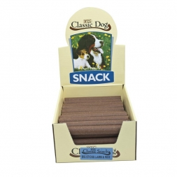 Classic Dog Big Sticks Lamm & Reis Multipack (Menge: 50 je Bestelleinheit)