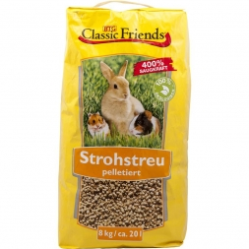 Classic Friends Strohstreu 20ltr
