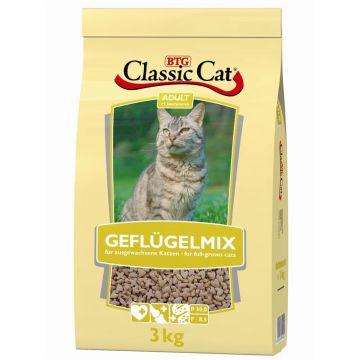 Classic Cat Geflügelmix 3 kg