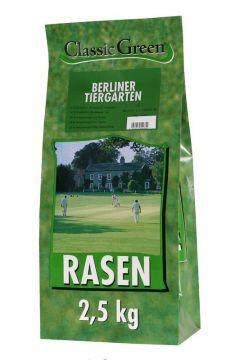 Classic Green Rasen Berliner Tiergarten Papierbeutel 2,5kg (Menge: 4 je Bestelleinheit)