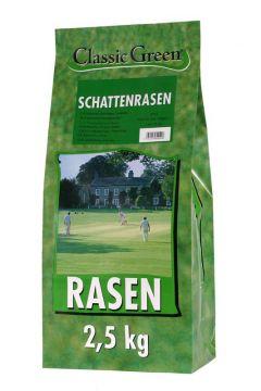 Classic Green Schattenrasen Papierbeutel 2,5kg (Menge: 4 je Bestelleinheit)