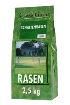 Classic Green Rasen Schattenrasen 2,5kg (Menge: 4 je Bestelleinheit)