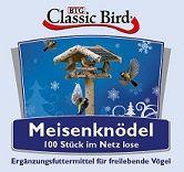 Classic Bird Meisenknödel 100 Stk lose im Netz