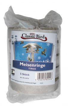 Classic Bird Meisenringe 5 Stück (Menge: 20 je Bestelleinheit)