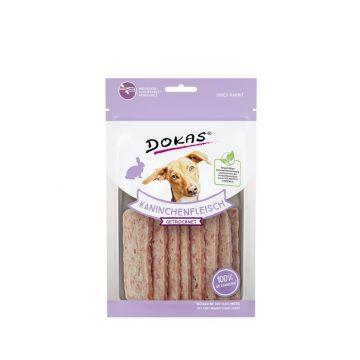 Dokas Hundesnack Kaninchenfleisch getrocknet 70g (Menge: 12 je Bestelleinheit)