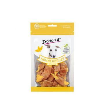 Dokas Hühnerbrustfilet mit Mango 70g (Menge: 8 je Bestelleinheit)