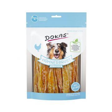 Dokas Dog Hühnerbrust in Streifen 250 g (Menge: 8 je Bestelleinheit)