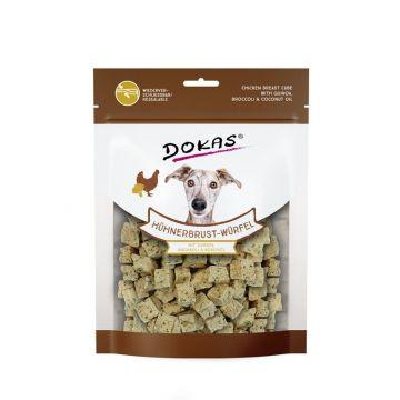 Dokas Hühnerbrust-Würfel mit Quinoa, Brokkoli 150g (Menge: 8 je Bestelleinheit)