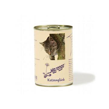 Marengo Dose Katzenglück 400 g (Menge: 6 je Bestelleinheit)