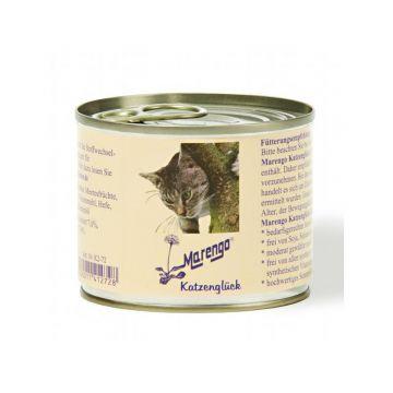 Marengo Dose Katzenglück 200 g (Menge: 6 je Bestelleinheit)