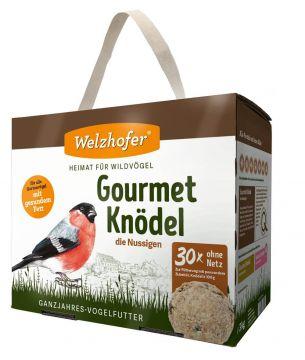 Welzhofer Gourmetknödel die Nussigen 1 x (30x100g) ohne Netz