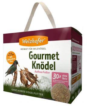 Welzhofer Gourmetknödel Aufbaufutter 1 x (30x100g) ohne Netz