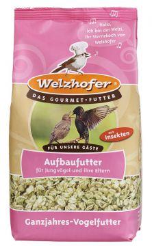 Welzhofer Aufbaufutter 1kg (Menge: 8 je Bestelleinheit)