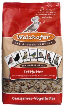 Welzhofer Fettfutter 1kg (Menge: 8 je Bestelleinheit)