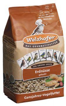 Welzhofer Erdnuesse gehackt 1kg (Menge: 8 je Bestelleinheit)