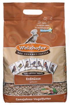 Welzhofer Erdnüsse gehackt 4kg  (Menge: 4 je Bestelleinheit)