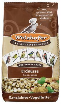 Welzhofer Erdnüsse halbe/ganze 1kg (Menge: 8 je Bestelleinheit)