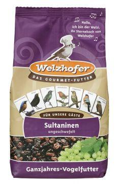 Welzhofer Futtersultaninen 1kg (Menge: 8 je Bestelleinheit)