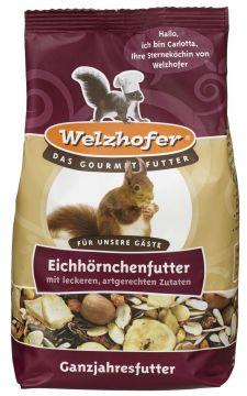 Welzhofer Eichhörnchenfutter 1kg (Menge: 8 je Bestelleinheit)