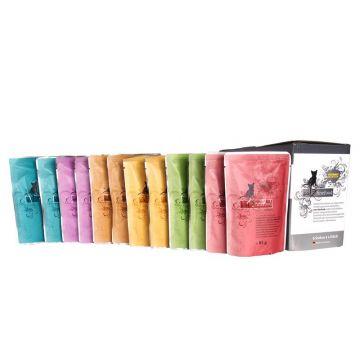 Catz finefood Multipack Pouches No. 1 12x85g