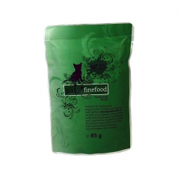 Catz finefood No. 15 Huhn & Fasan 85g (Menge: 16 je Bestelleinheit)
